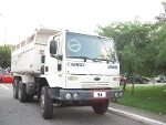 Foto Ford cargo 2628 e 6x4 t 3-eixos 2p (diesel) -...