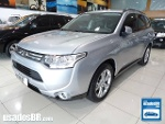 Foto Mitsubishi Outlander Prata 2014/ Gasolina em...