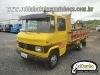 Foto Mb 608 carroceria - usado - amarela - 1974 - r$...