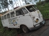 Foto Kombi Vw Van Corujinha 1973 Com Docks Boa P/...