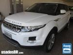 Foto Land Rover Range Rover Evoque Branco 2012...
