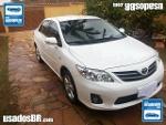 Foto Toyota Corolla Branco 2013 Á/G em Goiânia