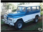 Foto Ford rural willys diesel 4x4 1970 tambem faco...