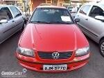 Foto Volkswagen Gol Vermelho 2001