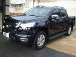 Foto Chevrolet s10 ltz - cab. DUP. 2.4 2013/ Flex PRETO