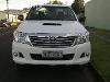 Foto Toyota Hilux 4x4 3.0 chassi 2012 D-4D Diesel