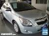 Foto Chevrolet Cobalt Prata 2011/2012 Á/G em Goiânia