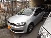 Foto Vw Volkswagen Gol G6 1.0, flex, prata, 4 portas...
