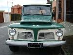 Foto Rural Willys 66 Placa Preta - C/ Manual Do...