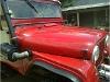 Foto Jeep 59, 4x4 reduzido diesel