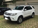 Foto Toyota Hilux SW4 Branco 2011