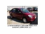 Foto Ford fiesta sedan 1.6 flex 2004/2005 flex vermelho