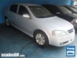 Foto Chevrolet Astra Sedan Prata 2003 Gasolina em...