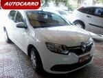 Foto Renault logan 1.6 expression 8v / 2014 / branca