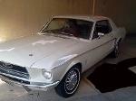 Foto Ford Mustang 1968 à - carros antigos
