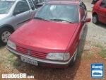 Foto Peugeot 405 Sedan Vermelho 1997/ Gasolina em...