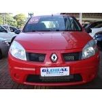 Foto Renault Sandero 2009 flex 75000 km a venda