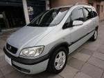 Foto Chevrolet Zafira 2.0 CD 4p 2002 Gasolina PRATA