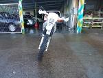 Foto Honda xr 200 r $ vendida $ branco