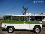 Foto Ford rural 2.8 4x4 6 cilindros 12v gasolina 2p...