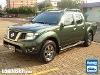 Foto Nissan Frontier C.Dupla Verde 2013/2014 Diesel...