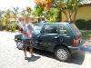 Foto Fiat Uno verde escuro 1996