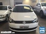 Foto VolksWagen Polo Hatch Branco 2014/ Á/G em Goiânia