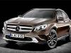 Foto Mercedes Benz GLA 200 Vision