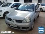 Foto Renault Clio Sedan Prata 2006/2007 Á/G em Goiânia