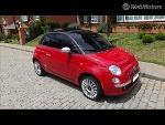 Foto Fiat 500 1.4 lounge air 16v gasolina 2p...