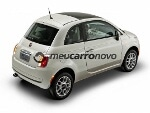 Foto Fiat 500 cult evo 1.4 8V(FLEX) (convenience) 2p...
