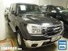 Foto Ford Ranger C.Dupla Preto 2012/ Gasolina em...