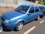 Foto Ford Fiesta 1.0 1999 / 2000 Azul Gasolina 4P...