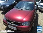 Foto Chevrolet Classic Vermelho 2009/2010 Á/G em...