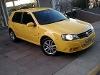 Foto Volkswagen Golf 2008 Sportline Amarelo