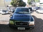 Foto Chevrolet s10 cd 4x2 2.8 4P. 2001/ Diesel VERDE