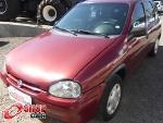 Foto GM - Chevrolet Corsa Sedan GL 1.6 98/ Vermelha