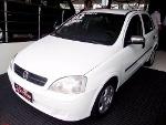 Foto Corsa Sedan 1.8 Branco 2003 Pl. 09...