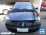 Foto Renault Clio Sedan Verde 2003/2004 Gasolina em...