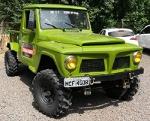 Foto Jeep ford f75 6cc