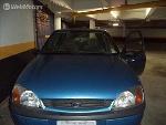 Foto Ford fiesta 1.6 mpi glx 8v gasolina 4p manual...