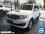 Foto Toyota Hilux SW4 Branco 2014 Diesel em Goiânia