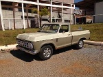 Foto Caminhonete Chevrolet A10 1980 = Modelo C10 D10...