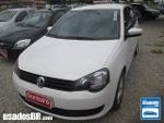 Foto VolksWagen Polo Hatch Branco 2013/2014 Á/G em...