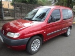 Foto Citroen Berlingo MultSpace GLX 1.8i