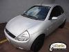 Foto Ford KA 1.6 - Usado - Prata - 2007 - R$ 13.500,00