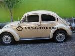 Foto Volkswagen fusca 1300 2p 1975/ gasolina bege