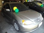 Foto Honda civic – 1.7 lx 16v gasolina 4p manual / 2003