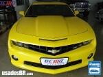 Foto Chevrolet Camaro Amarelo 2012/ Gasolina em Rio...