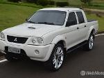 Foto Mitsubishi l200 outdoor 2.5 gls 4x4 cd 8v turbo...